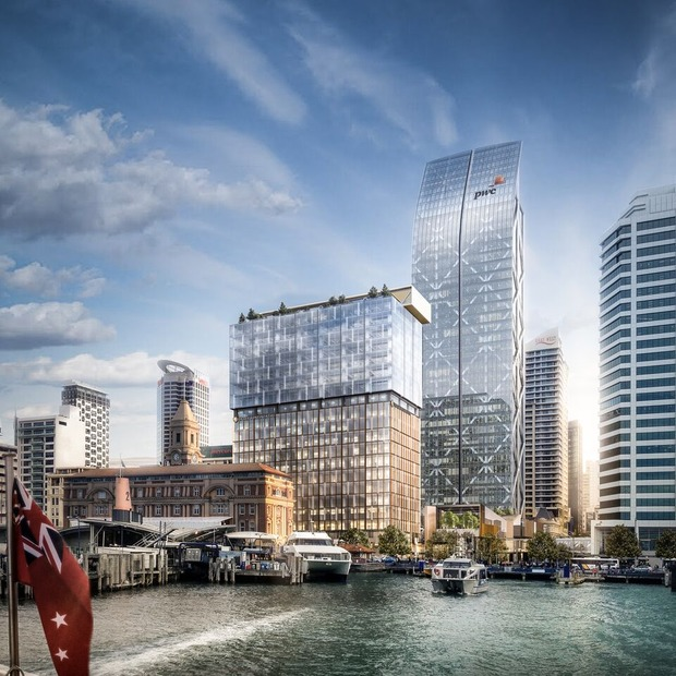 InterContinental Revealed For Auckland, Commercial Bay